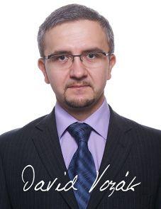 JUDr. David Vozák