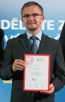 David Vozák, Abivia firma roku 2013
