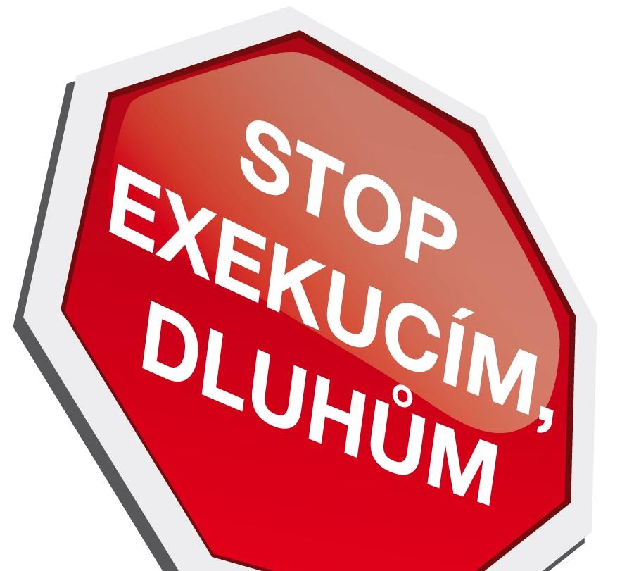 Stop dluhům a exekucím